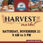 Harvest Festival - Yorktown Farmers Market Nov 21, 2020 from 9 am - 3 pm