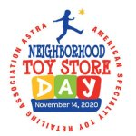 Kick off the Holiday Season with Neighborhood Toy Store Events at School Crossing on Sat., Nov 14, 2020