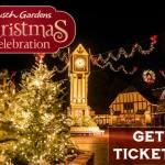 Busch Gardens Christmas Celebration 2020 - Get Tickets TODAY!