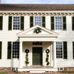 Winners Announced and Decorating Tips at Decorating Private Homes Contest in Colonial Williamsburg
