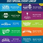 Busch Gardens Winter Special Events Lineup