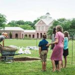 A Day of Archaeology -Custis Square Community Open House April 10, 2021
