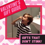 Valentines Gift Guide: Gifts that Don't Stink 2021 Edition