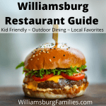 Williamsburg Restaurant Guide