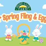 Easter Spring Fling & Egg Hunt at Hunt Club Farm