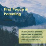 Free Parenting Class - March 20, 2021