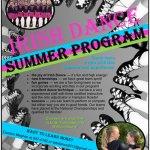 Cumascaigh School of Irish Dance Summer Program