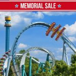 Memorial Day Weekend Sale on Busch Gardens FUN Card! Plus Waves of Honor, FREE 2 Park Preschool Pass and Groupons!