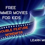Beat the summer heat with a family-friendly double feature! Free movies for kids playing at the Williamsburg Regional Library and the James City County Library!