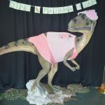 Dino Pajama Jam from 6 pm - 8 pm Sat. July 24, 2021 at the Virginia Living Museum!