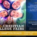 WCA hosts a Christian College Fair on Sept. 28th