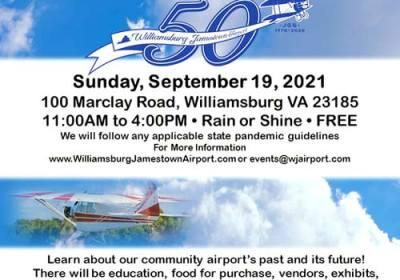 airport-anniversary-williamsburg-va
