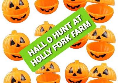 Holly Fork Farm Hall O Hunt