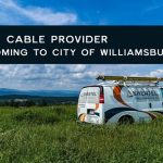 Competition for COX Cable will be coming to City of Williamsburg