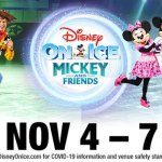 Win 4 tickets to Disney On Ice presents Mickey and Friends at Hampton Coliseum