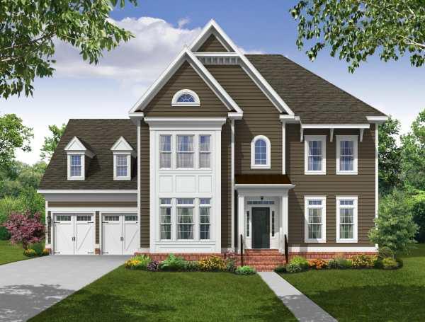 Georgetown Greenleigh Williamsburg Homes