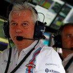 Chief Technical Officer Pat Symonds to Leave Williams