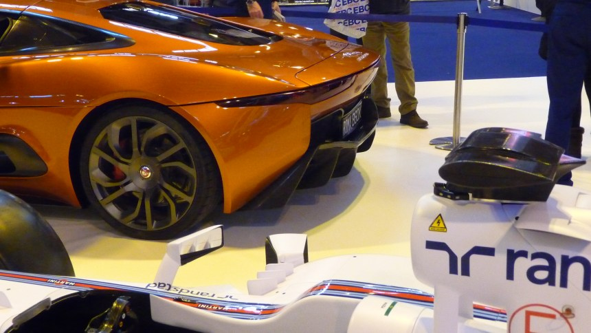 Click picture for pictures from Autosport International 2016