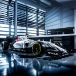 Williams Launches the FW38 for the 2016 Season