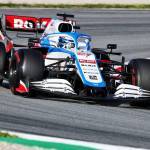Barcelona Test #2 – Day One