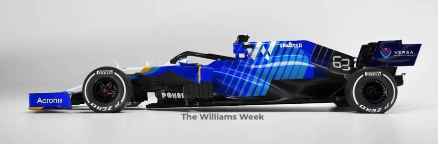 The Williams Week 2021
