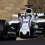 Azerbaijan Grand Prix 2017 – Practice