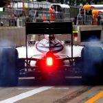 British Grand Prix 2016 – Practice