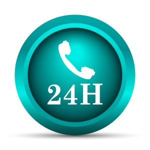 24 hr legal advice