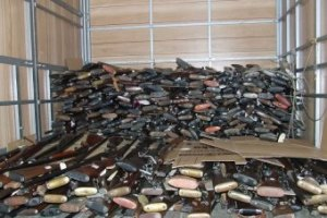 firearms offences in SA