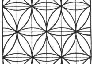 Tessellating Shapes Templates Escher Fish Tessellations