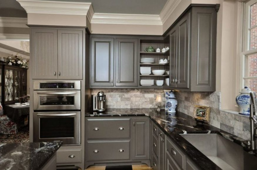 How Much Does It Cost To Paint Kitchen Cabinets In The D C Area Williams Painting