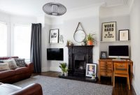 Dissecting a Room: A Modern Traditional Living Room