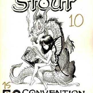 50 (75)Convention Sketches - Volume 10b