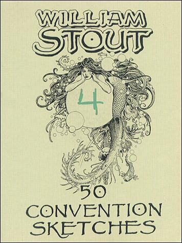 50 Convention Sketches - Volume 4