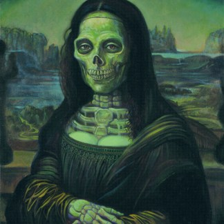 Mona Zombie