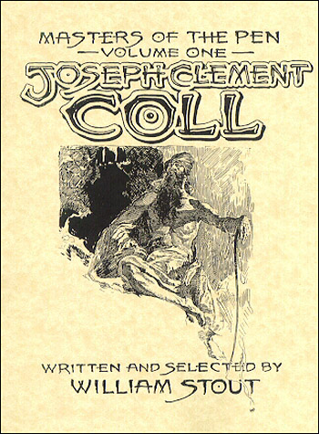 Joseph Clement COLL - Masters of the Pen: Volume One