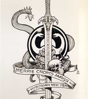 Merry Crom's Mass Card