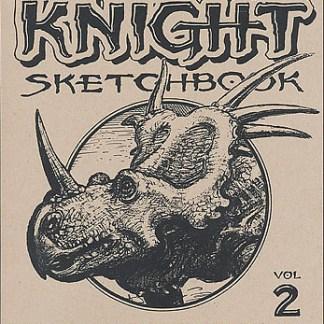 Charles R. Knight Sketchbook - Volume 2