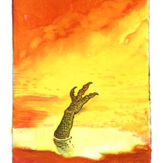 Jurassic Park Ad Rough 11