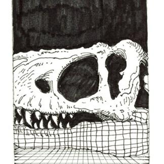 Jurassic Park Ad Rough #20