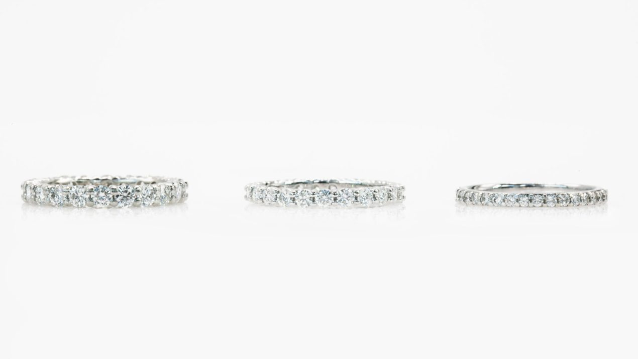 William Thomas Multiple Diamond Rings