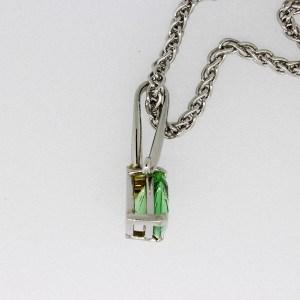 Green Beryl Pendant