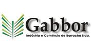 Logotipo da Gabbor Indústria e Comércio de Borrachas