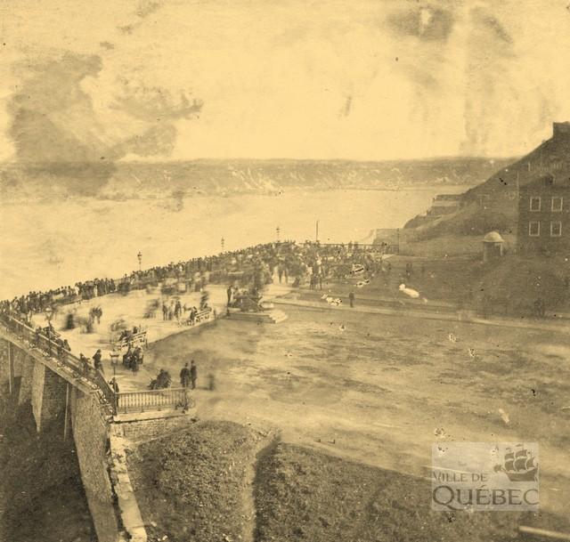 1878 - Terrasse Durham