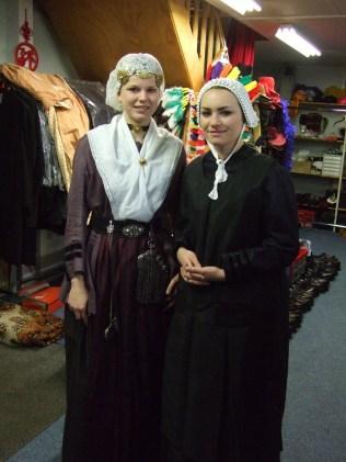 Drents kostuum