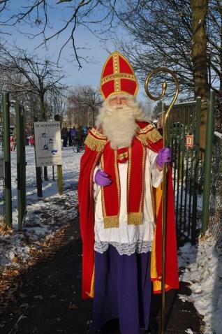 Sinterklaas kostuum