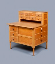 Lot 29: Sister's Sewing Desk