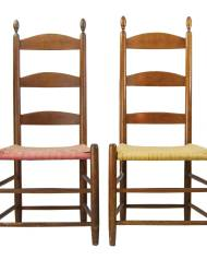 Lot 101: Pair of Side Chairs