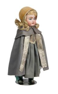 Lot 112: Shaker Dressed Doll