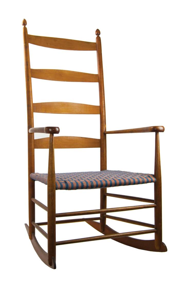 Lot 118: Rocking Chair